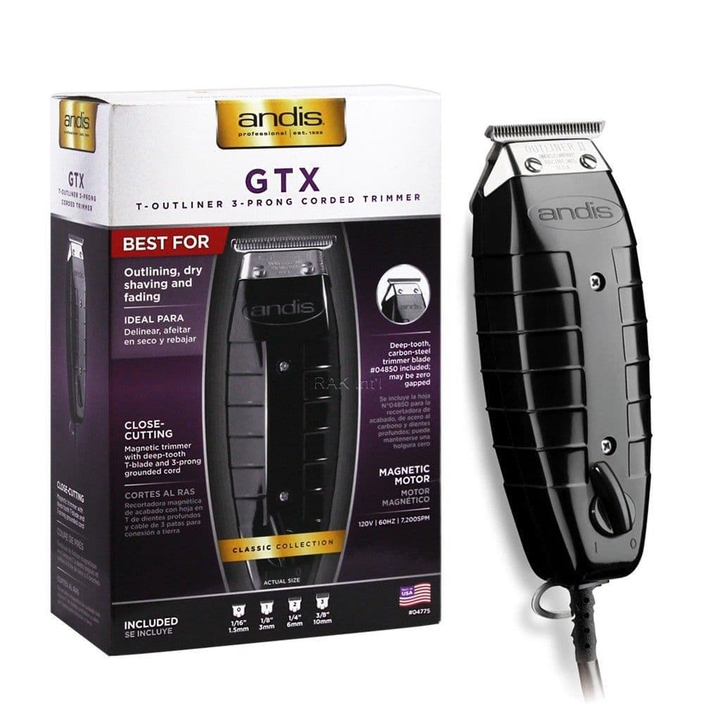 andis beard trimmer 1