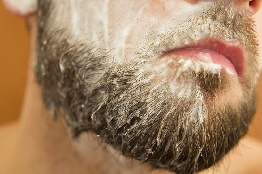 Beard shampoo recipe