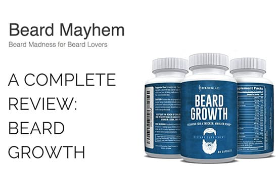 best supplements for beard growth 1