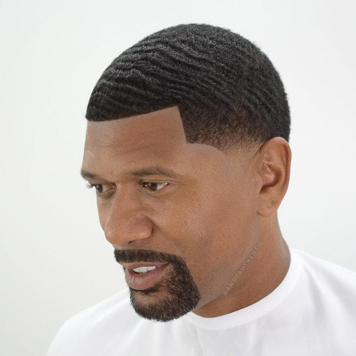 black facial hair styles 1