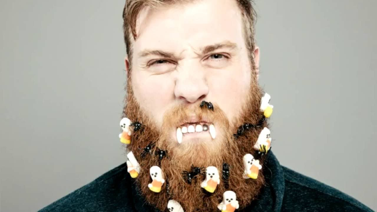 costumes for someone with a beard 1