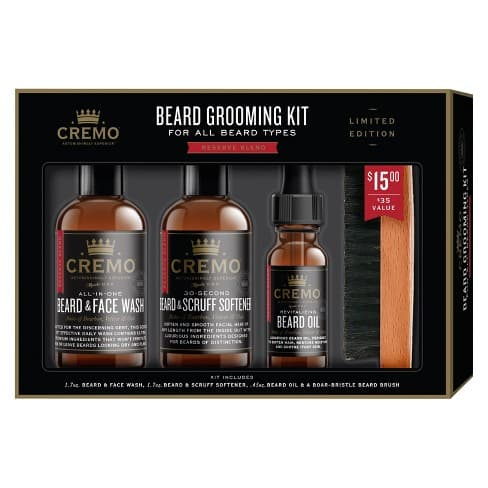 cremo beard products 1