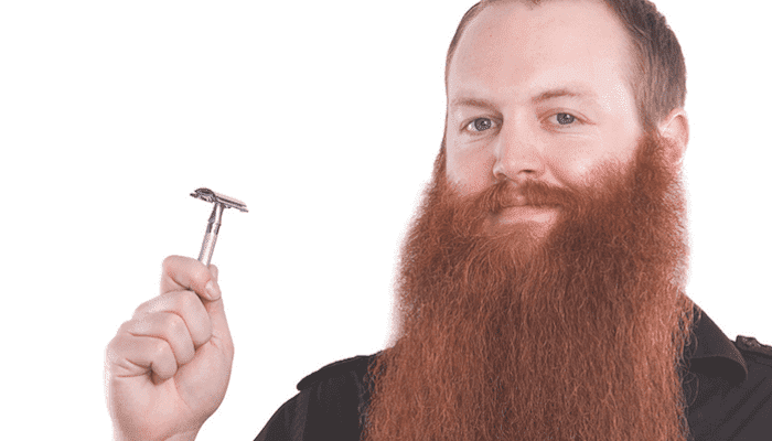 growing out your beard 1