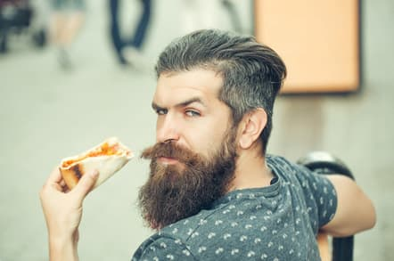 hipster with beard 1
