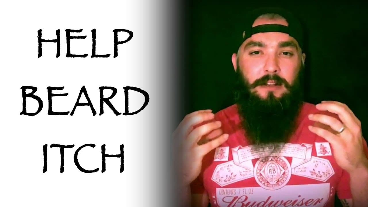 how to make beard not itch 1