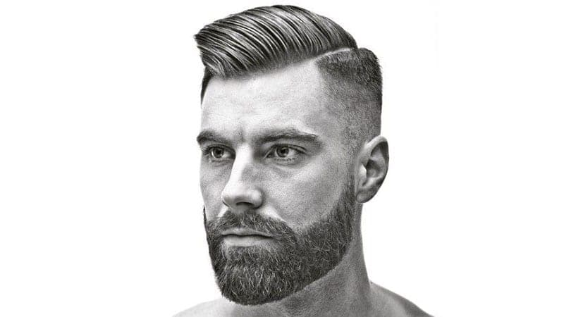 how to shape a beard