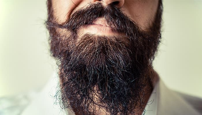 how to tame your beard 1