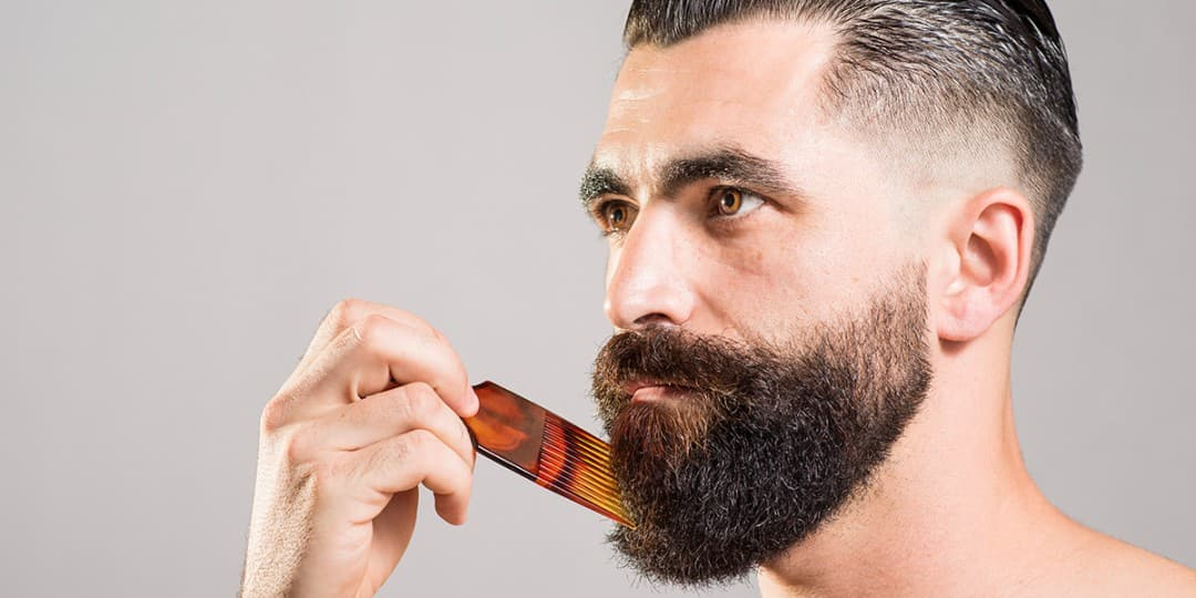 how to trim and shape a beard 1