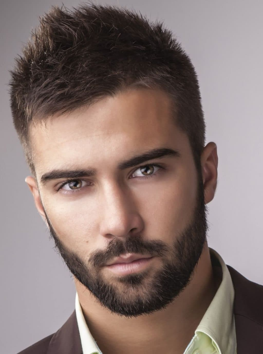 how to trim mustache with beard 1