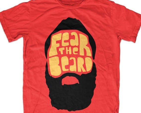 james harden beard shirts 1