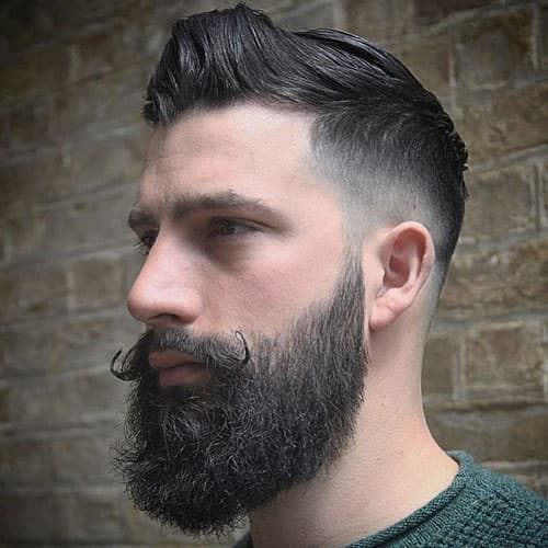 making your beard thicker 1