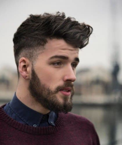 my beard is patchy 1