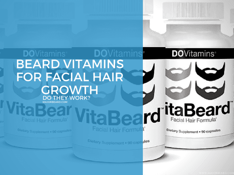 what vitamins are good for beard growth 1