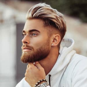 Best Hairstyle For Oval Face Men