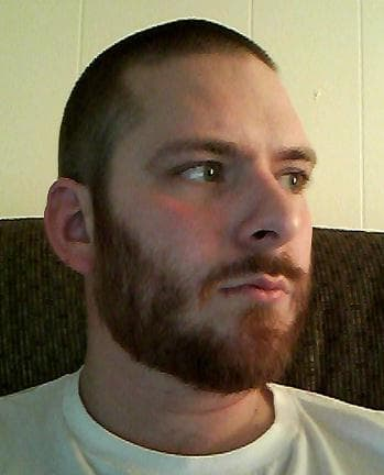 beard and mustache not connecting 1