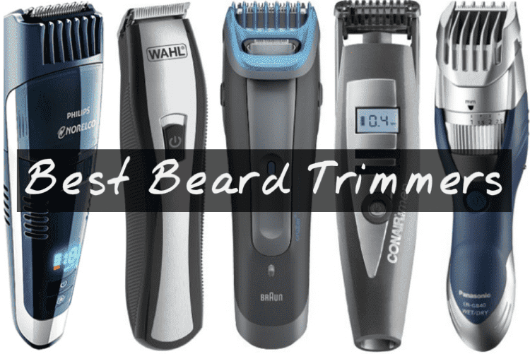best rated beard and mustache trimmer 1