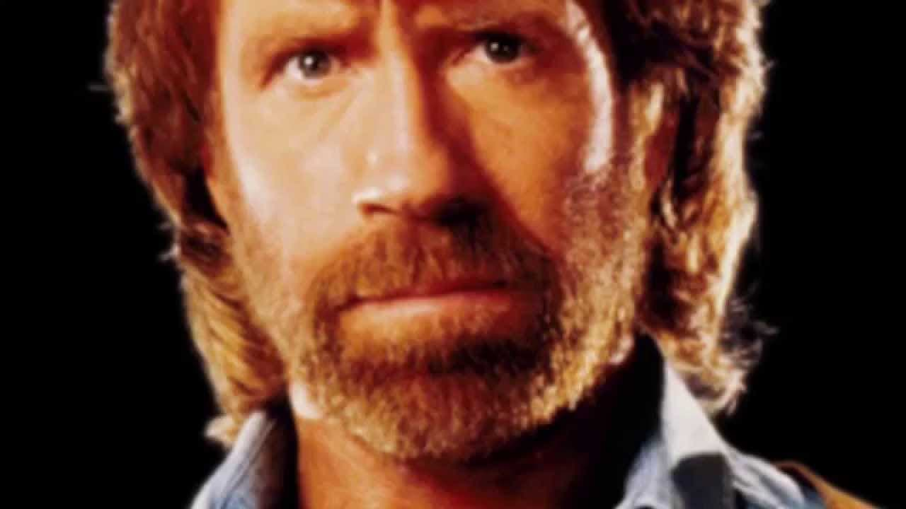 chuck norris without beard 1