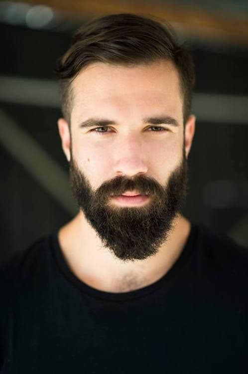 clean beard styles 1