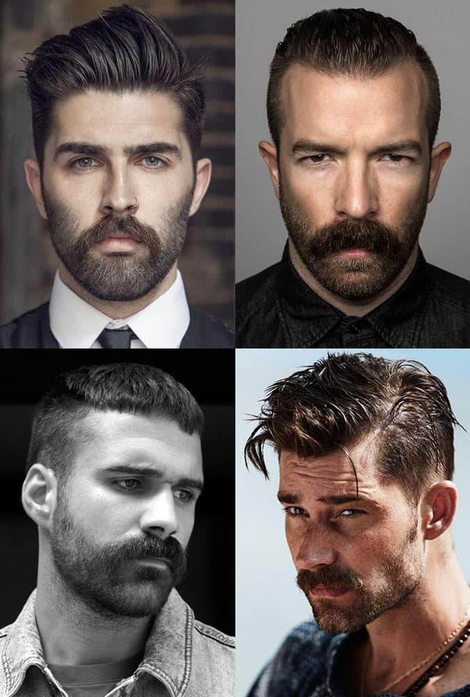 cool facial hair styles for young men 1