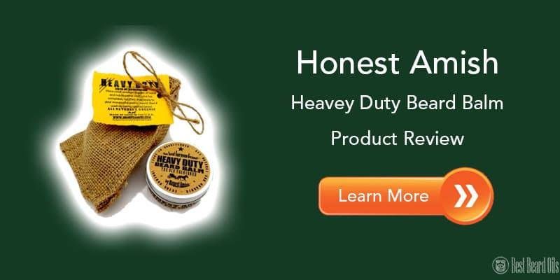 honest amish beard balm leave in conditioner 1