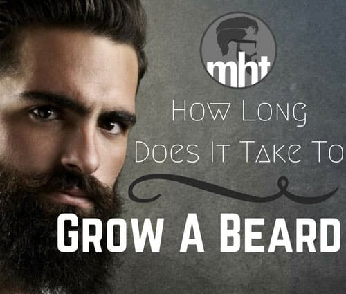 how long does it take a beard to grow 1