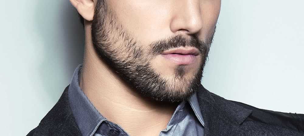 how to fill in beard 1