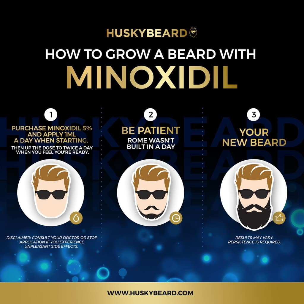 how to grow out your beard 1