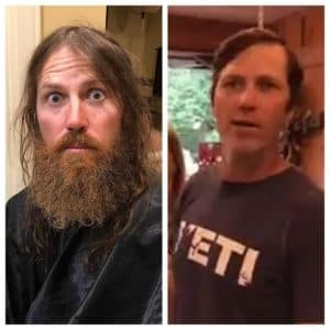 jase robertson with no beard 1
