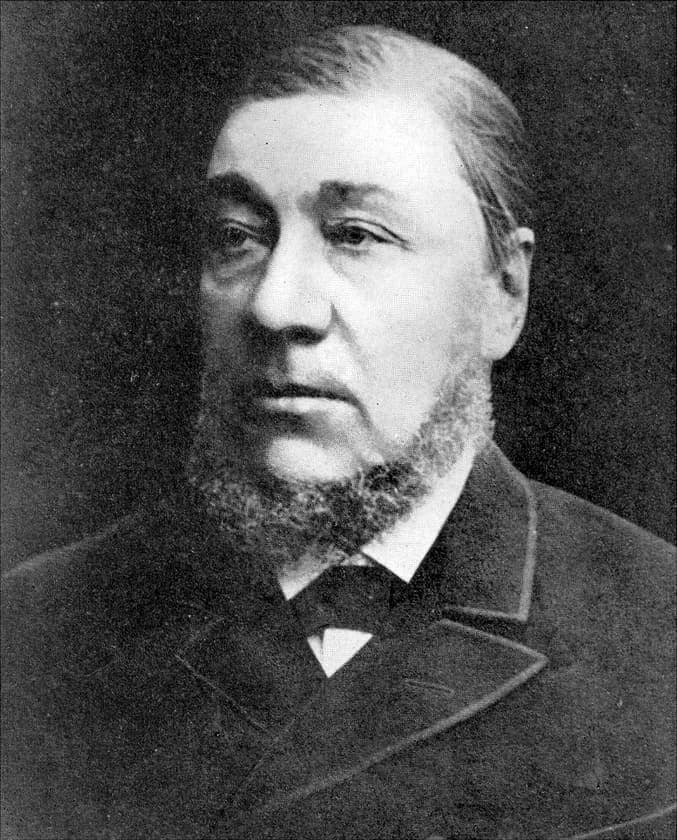 last president to have a beard 1