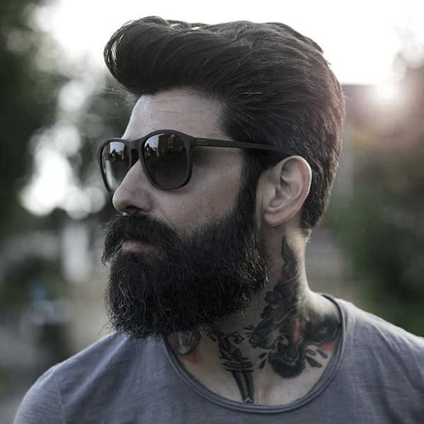 mens short facial hair styles 1