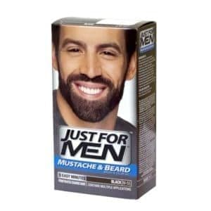 mustache and beard just for men 1