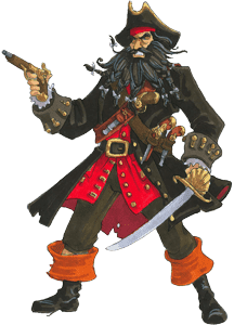 pirate jack gold beard 1