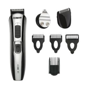 rechargeable beard and mustache trimmer 1