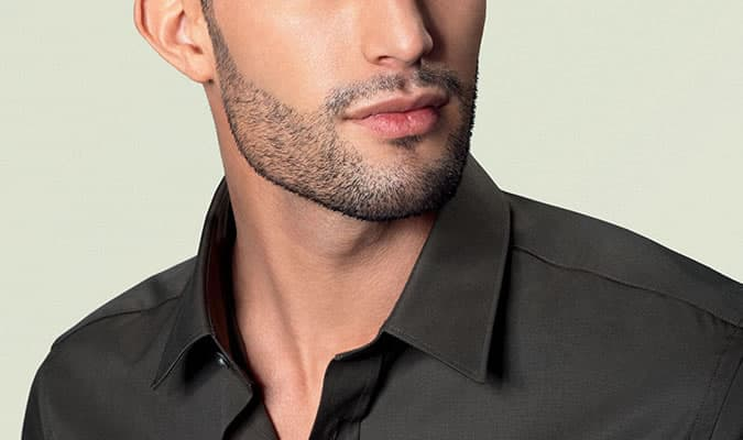 shaving styles for facial hair 1
