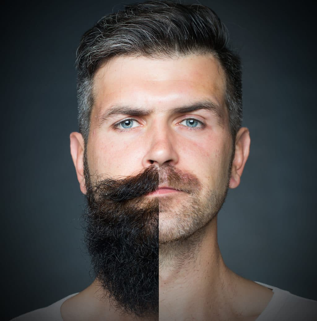 top facial hair styles 1