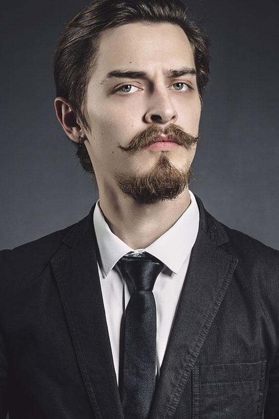 types of facial hair styles for men 1