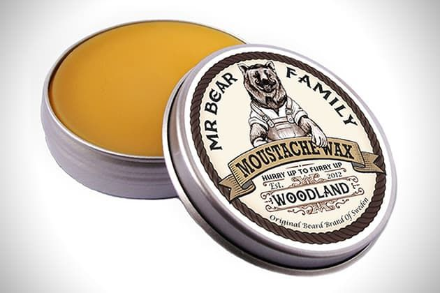 Best mustache and beard wax
