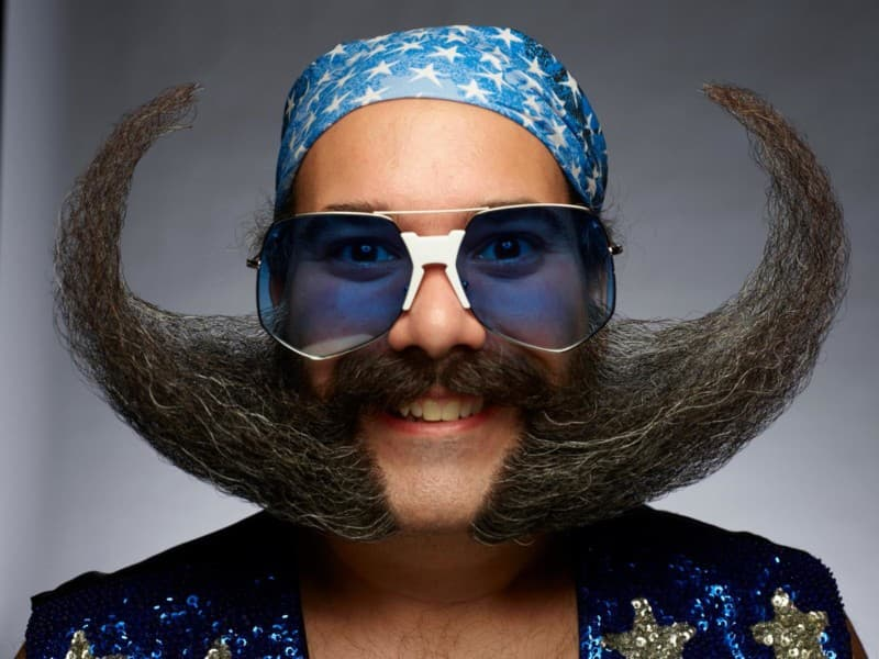 different styles of facial hair with pictures 1