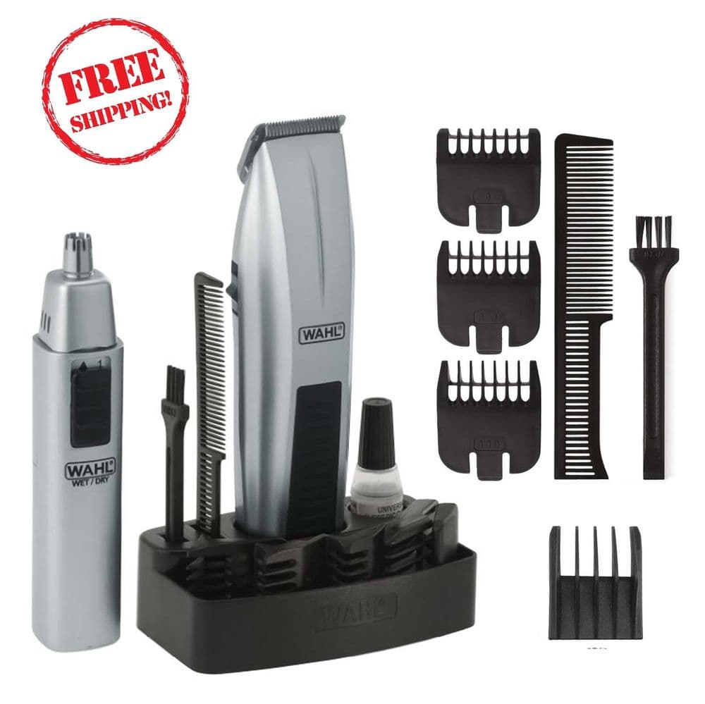 electric mustache and beard trimmer 1