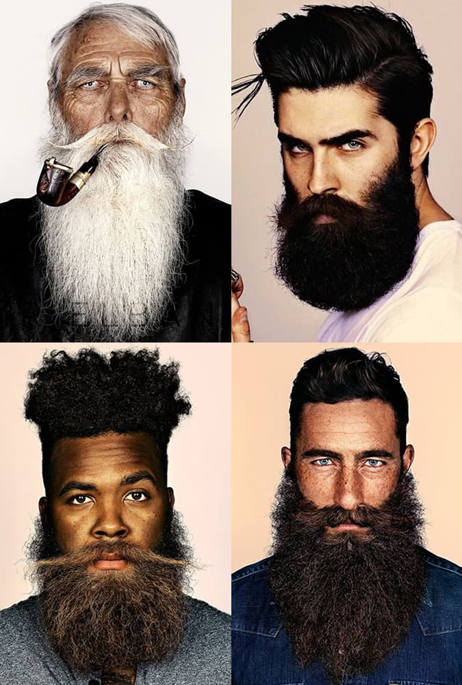 how to grow full beard and mustache 1