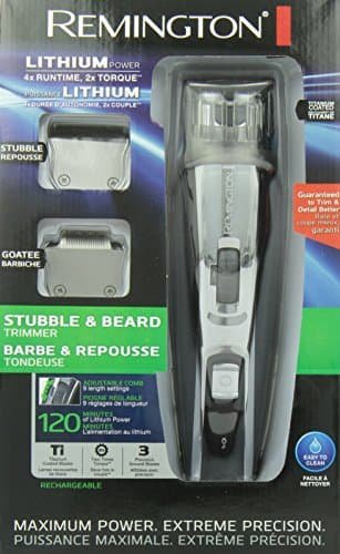 Mb4040 lithium ion mustache and beard trimmer