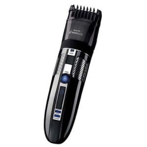 norelco turbo vacuum beard and mustache trimmer 1