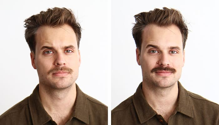 should you have a mustache with your beard 1