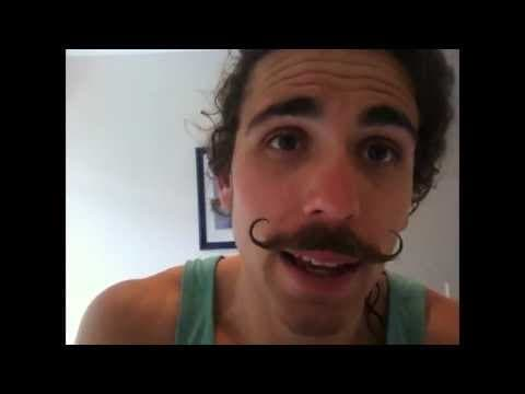 trim your mustache and grow your beard 1