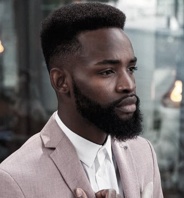 Facial hair styles for black males pics