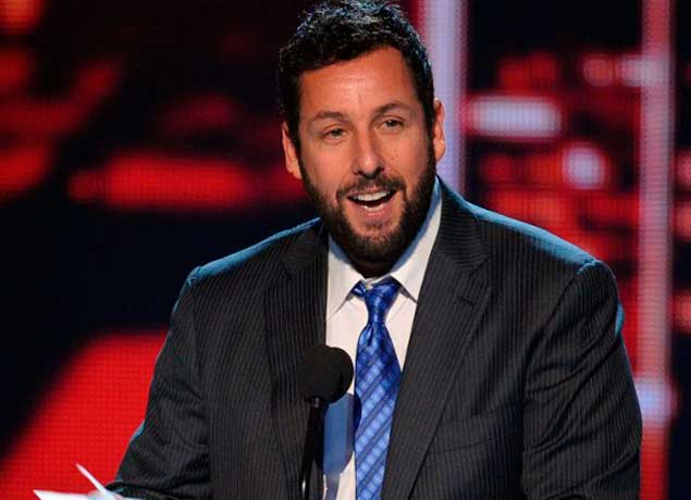 adam sandler beard photo - 1
