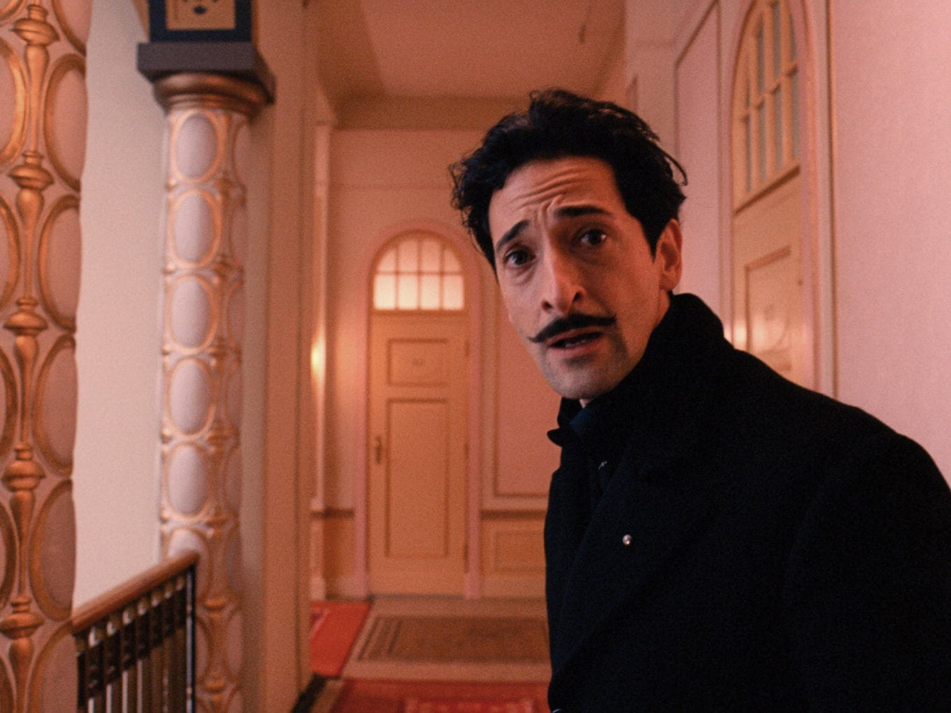 adrien brody facial hair styles photo - 1