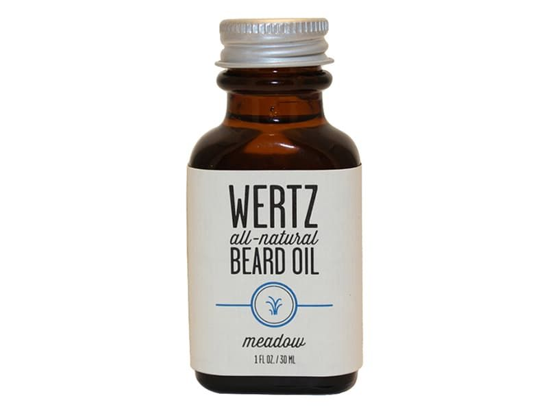 all natural beard oil photo - 1