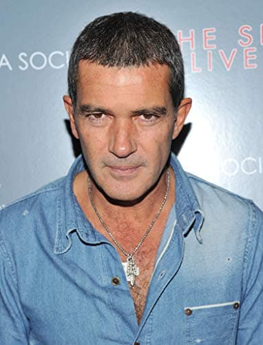 antonio banderas beard photo - 1
