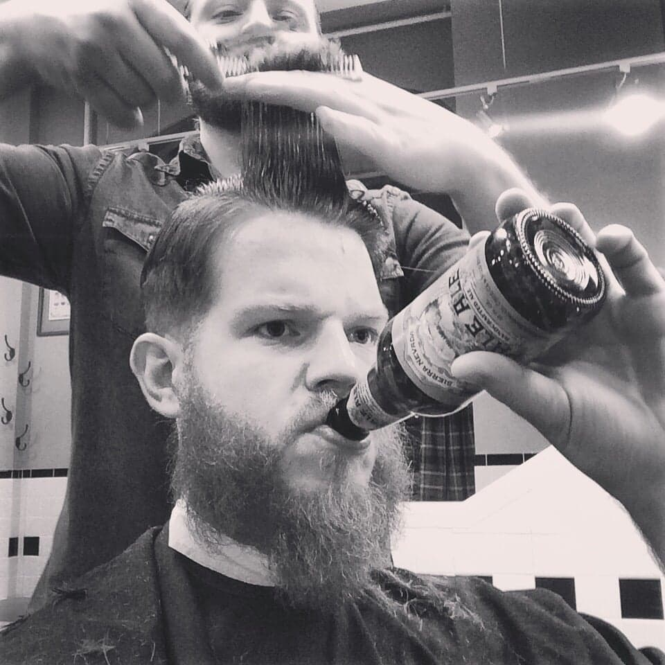 asheville beard and barber photo - 1